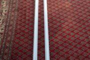 2 lysstofrør med ophæng
