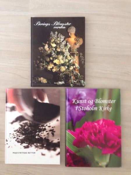 3 bøger for 1 pris