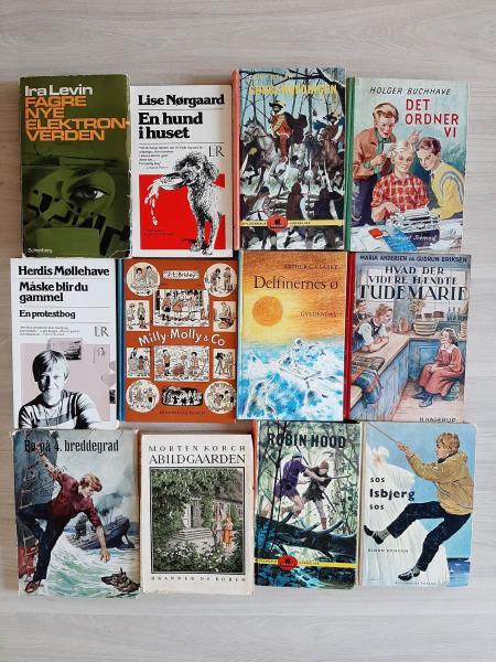 Ældre bøger