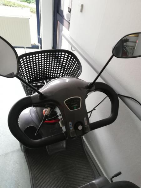 Lindebjerg elscooter LM350