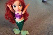 Ariel dukke