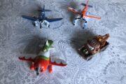 Cars flyvemaskiner og biler mm