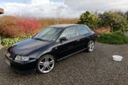 Bil nysynet Audi A3