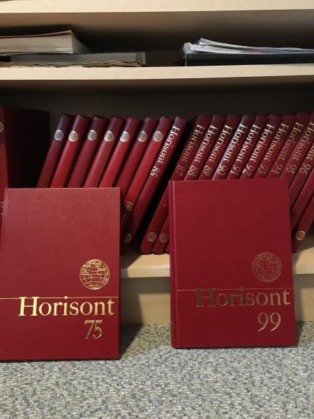 Bøger horisont
