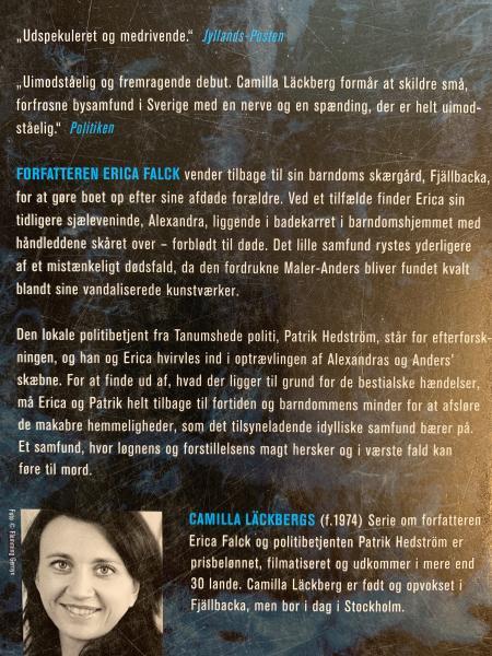 Krimiserie Af Camilla Läckberg
