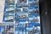 City Lego og Ninjago sælges