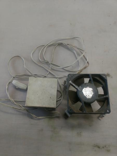 Blæser ventilator
