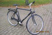 Næsten ny cykel