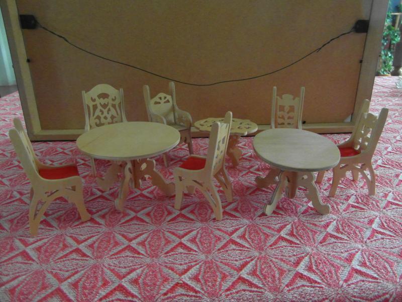 Dukkemøbler