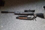 Hatsan 125 sniper 4,5 mm