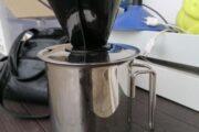 Kaffekande & tragt
