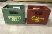 Øl kasser