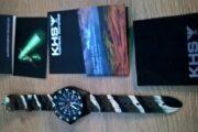 Khs tactial watch sælges