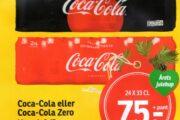 Coca-Cola eller Coca-Cola Zero