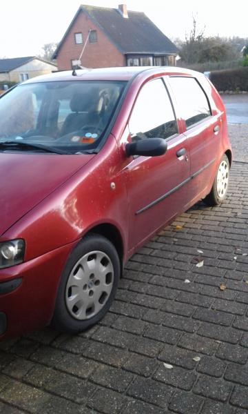Fiat sælges