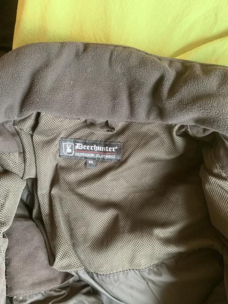 Vinter jagt jakke - Grantoften 6 - Deerhunter jakke, uden hue sælges. Str. 3XL. Kun brugt meget lidt. Ser ud som ny. - Grantoften 6