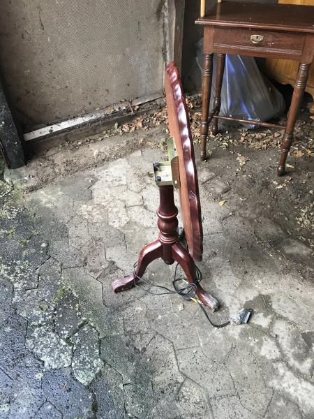 Gamle møbler