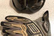 Motocross briller og handsker