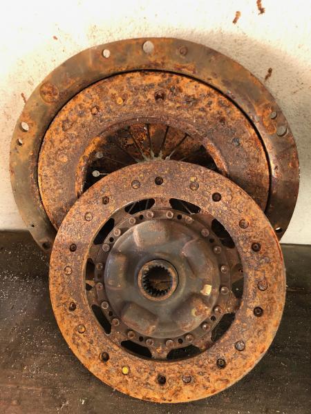 Ford V4 1,7
