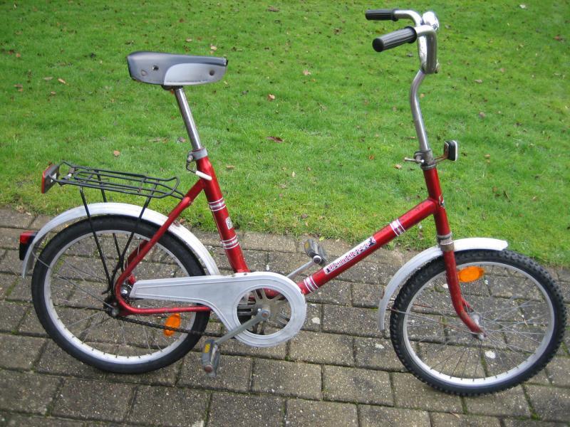 Minicykel - Lundgårdvej 23 - Wanderer minicykel, 0 gear, 20″ hjul, meget god og velkørende cykel i køreklar stand. - Lundgårdvej 23