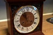 Vintage ur sælges