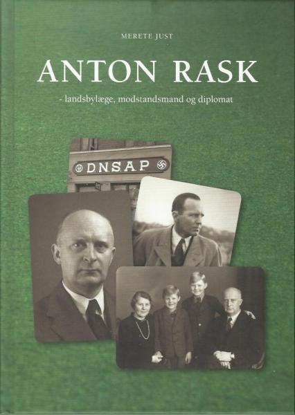 Anton Rask og andre bøger