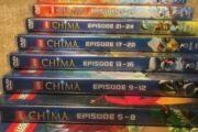 Lego Chima dvd
