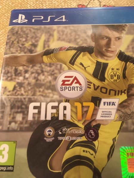 FIFA 17 til ps 4 - Mosrosevej 16 - Billig ps4 FIFA 17 - Mosrosevej 16