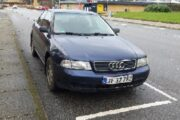 Audi a4 . 1.8 reservedele