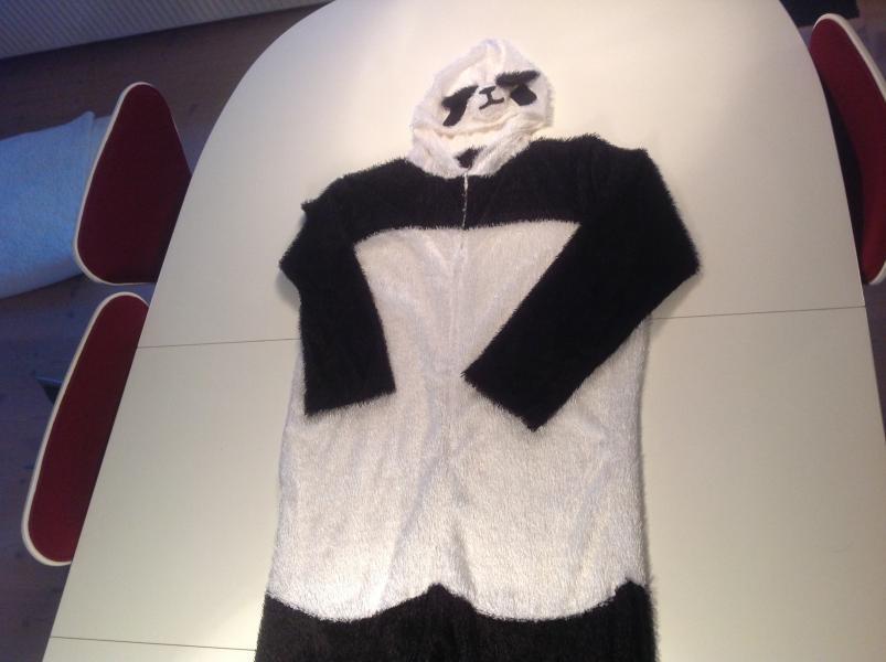Panda udklædning