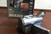 Canon miniDV videokamera