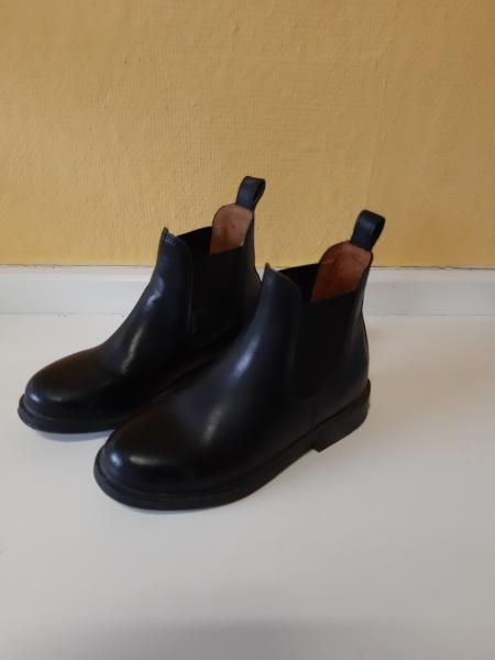 Læder støvler str 33