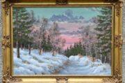Maleri af Otto Ejlersen