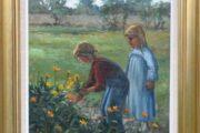 Maleri af Birthe Kjærsgaard