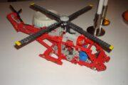 Lego 8856 helikopter.