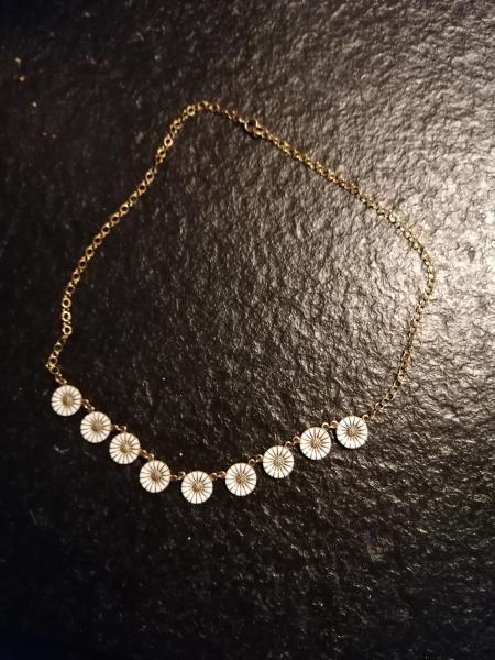 Marguerit halskæde