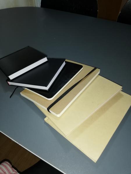 Nye notes/tegnebøger