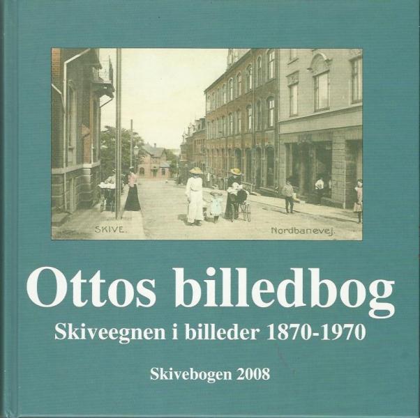 Bøger om Skiveegnen 08