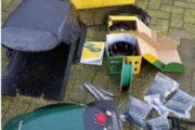 Robomow RC 304 U +garage+ div.