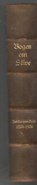 Skivebogen fra 1926 ( Jubilæum