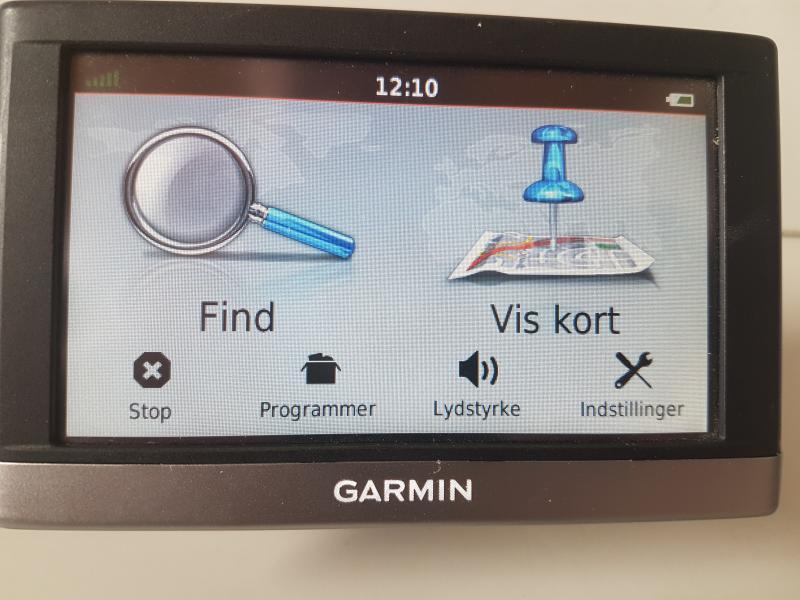 Navigation/GPS, Garmin 2447