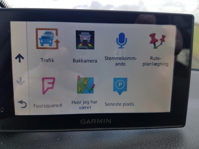 GPS, Garmin DriveSmart 50