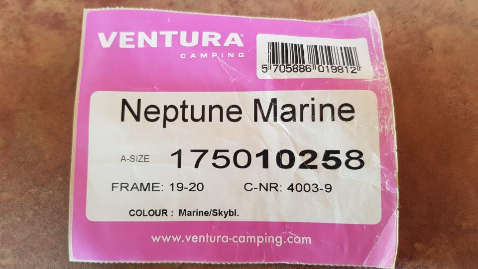 Isabella Ventura Neptune