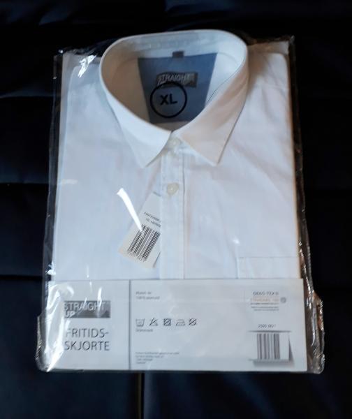Fritidsskjorte XL