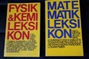 Matematik/Fysik-Kemi leksikon