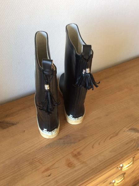 Gummi støvler