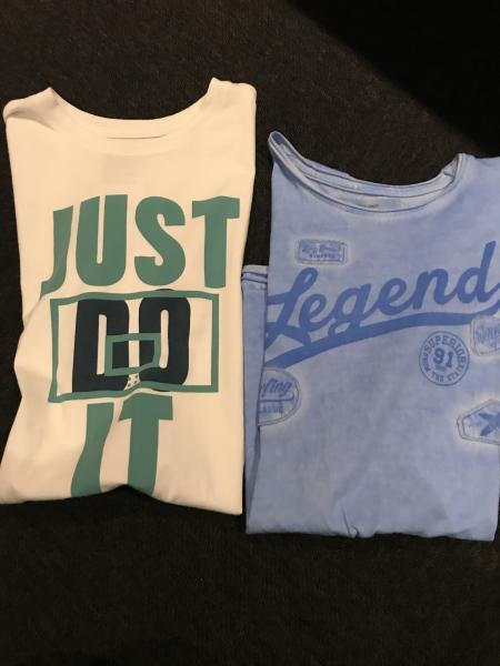 Drenge t-shirts 10 år