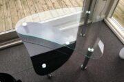 Sofabord i glas