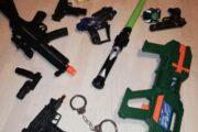 Legetøjs våben