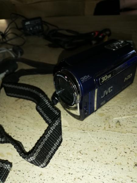 Jvc Videokamera